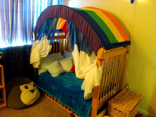 baby's canopy designs